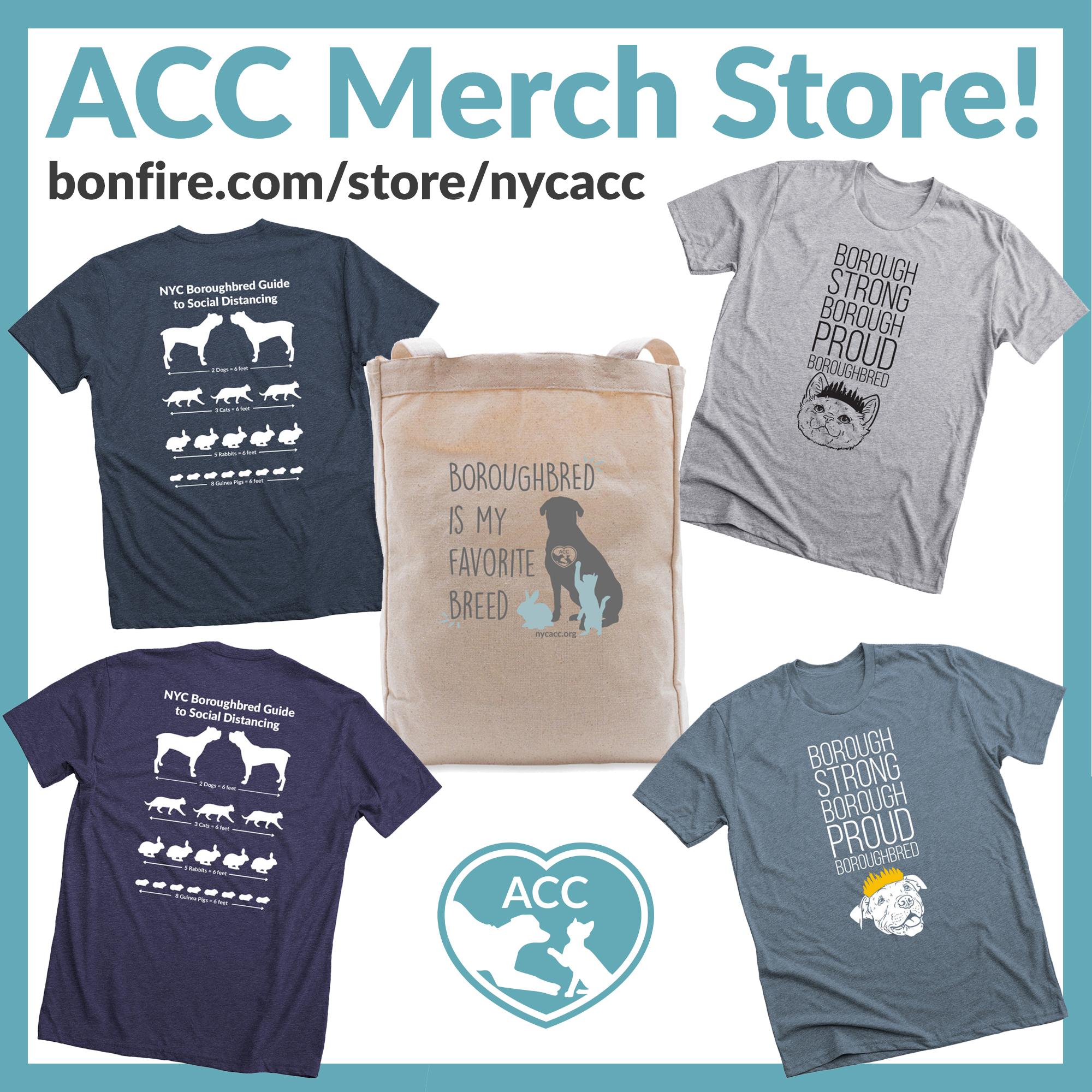 ACC Merch Store