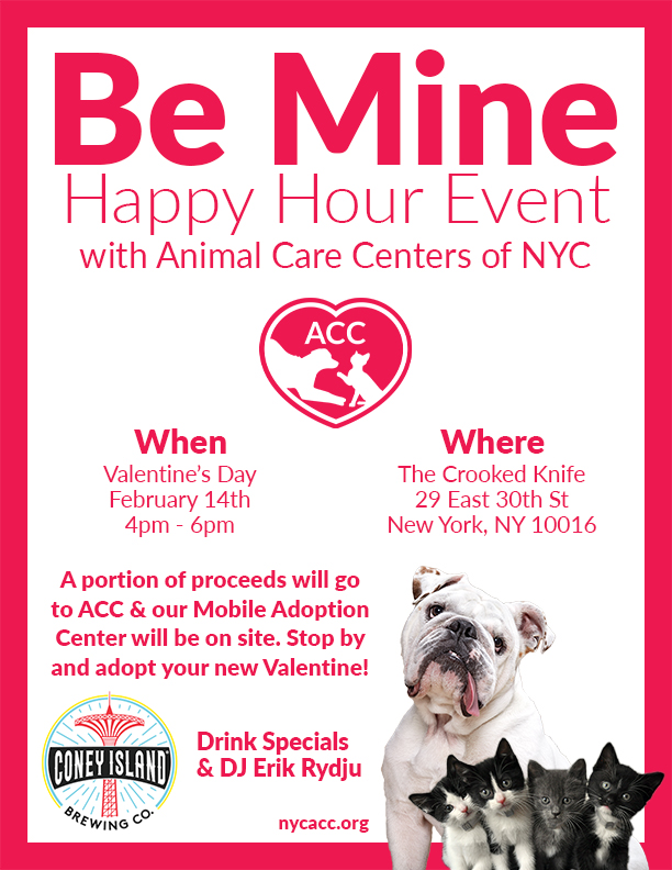 Be Mine Valentines day event