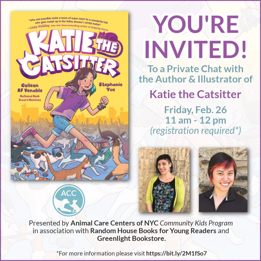 Katie the catsitter!