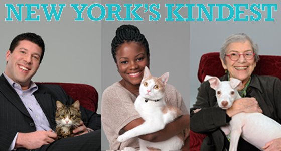 New York's Kindest: Mark, Vineshia, Marge