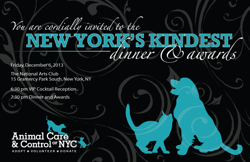 New York's Kindest Dinner & Awards