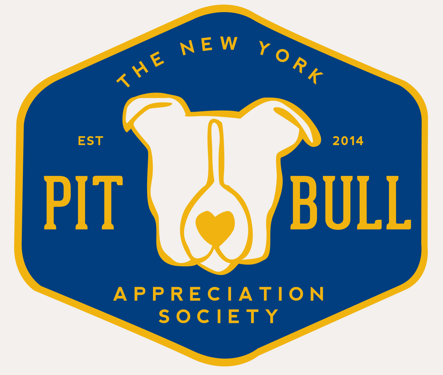 New York Pit Bull Appreciation Society logo